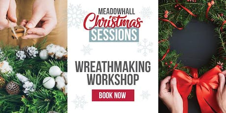 Christmas Wreathmaking Workshop tickets