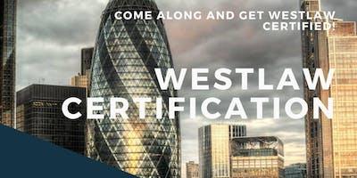 Westlaw Basic Certification - Bristol