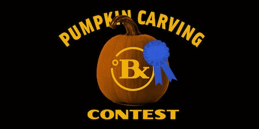 ºBrix Pumpkin Carving Contest