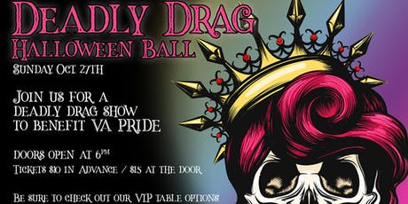 River City Roll's Deadly Drag Halloween Ball tickets