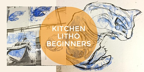 Kitchen Litho Beginners tickets