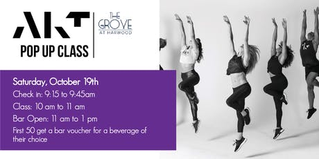 AKT Pop Up Fitness/Dance Class tickets