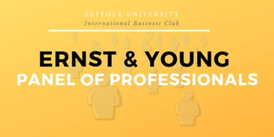 Ernst & Young: Panel of Professionals