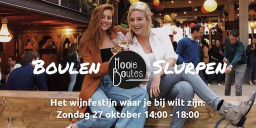 Wijnfestijn @ Mooie Boules Rotterdam