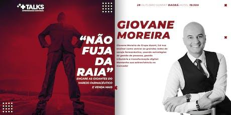 """Palestra """" NÃO FUJA DA RAIA"""" ingressos"""