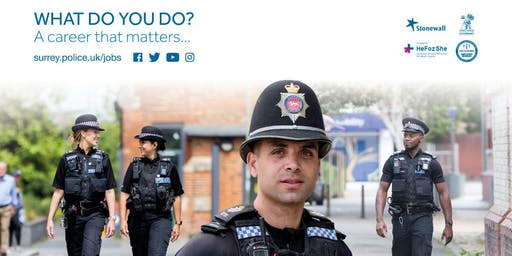 PC/DC Transfer to Surrey - Open Day 25 October