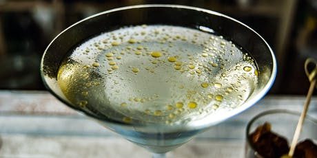 MARTINI 101 WITH ROBBY NELSON by HOLY GROUND tickets