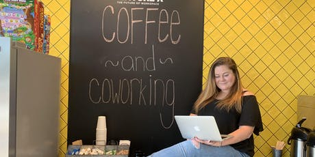 Coffee & Coworking Day tickets
