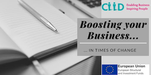 Boost your Business - Supporting your SME
