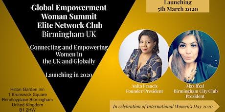 Elite Network Birmingham Central Club Launch tickets