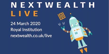 NextWealth Live 2020 tickets