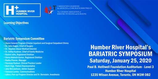 Humber River Hospital's Bariatric Symposium