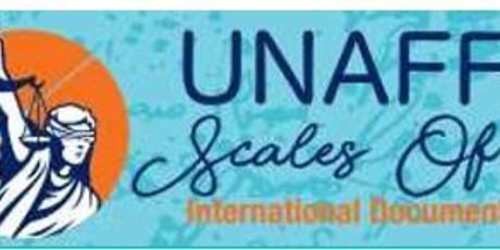 United Nations Association Film Festival (UNAFF): Documentaries - Rights tickets