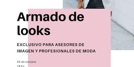 WORKSHOP DE ARMADO DE LOOKS entradas