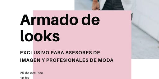 WORKSHOP DE ARMADO DE LOOKS