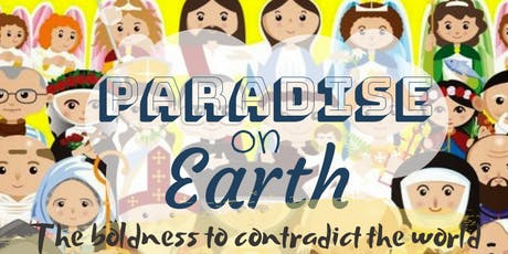 Paradise on Earth tickets