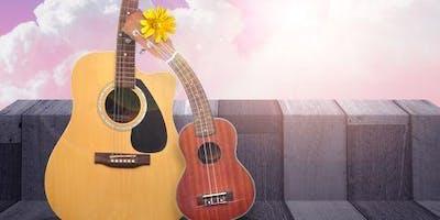 Beginner Ukulele and Guitar Lessons