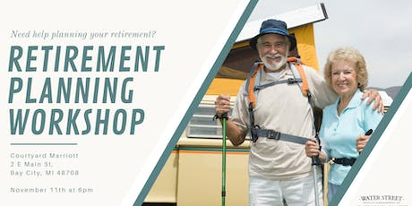 Retirement Planning Workshop tickets
