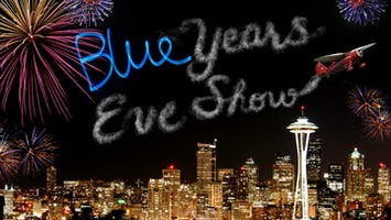 """Blue Year's Eve"""