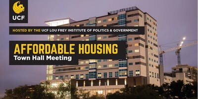 Affordable Housing Town Hall at UCF