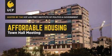 Affordable Housing Town Hall at UCF tickets
