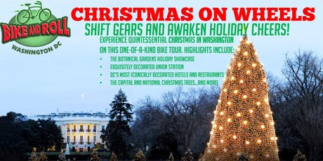 Bike and Roll Presents: Christmas on Wheels Tour! tickets