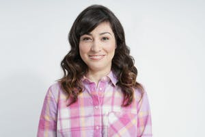 Comedian Melissa Villasenor