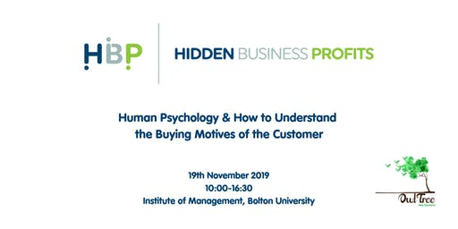 Human Psychology & How to Understand the Buying Motives of the Customer