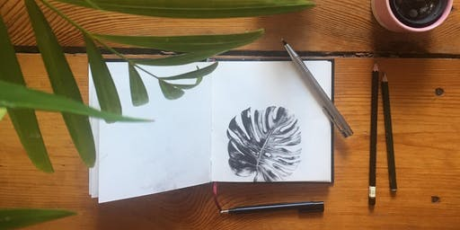 Botanical Pencil Drawing Workshop