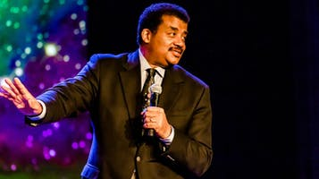 """Dr. Neil deGrasse Tyson: """"Letters From An Astrophysicist"""""""