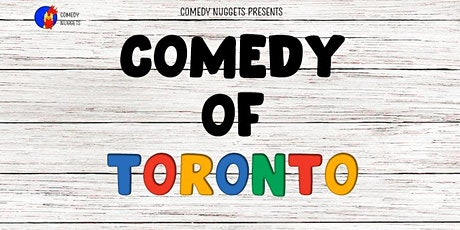 Comedy of Toronto tickets