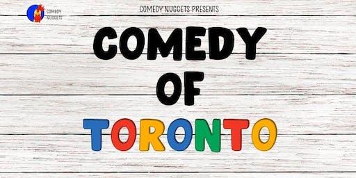 Comedy of Toronto