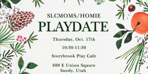 SLCMOMS/HOMIE PLAYDATE