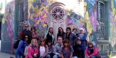Sábado de Walking Tour Barracas, las mil caras del sur profundo entradas