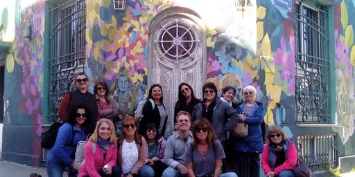 Sábado de Walking Tour Barracas, las mil caras del sur profundo