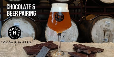 Beer & Chocolate Pairing, Guided Tasting with Hammerton & Cocoa Runners tickets