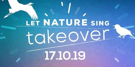RSPB, Let Nature Sing 2019 Tour tickets