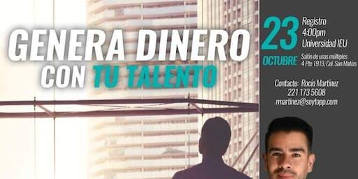 GENERA DINERO CON TU TALENTO