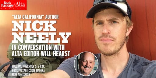 Alta California Author Nick Neely