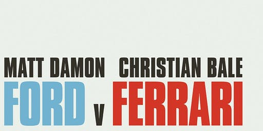 Ford V Ferrari Exclusive Boston Screening