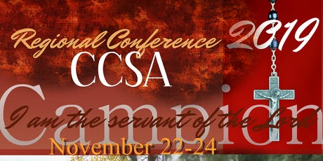 2019 CCSA Regional Conference tickets
