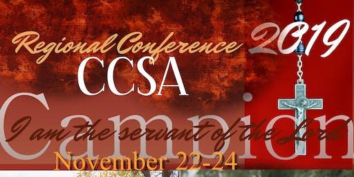 2019 CCSA Regional Conference