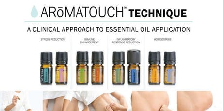 AromaTouch Certification- FL 3NOV2019 tickets