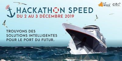 Hackathon : Trouvons des solutions intelligentes pour le port de futur.