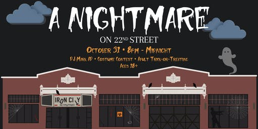 A Nightmare on 22nd Street
