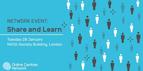Share and Learn Network event- London tickets
