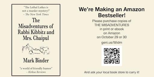 Make MISADVENTURES a Best Seller