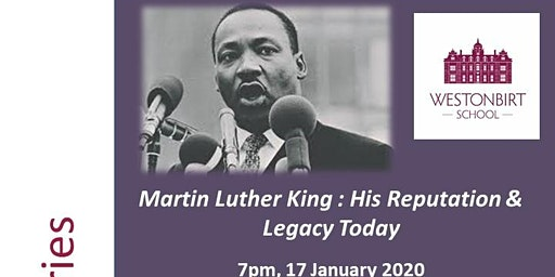 Martin Luther King : His Reputation & Legacy Today