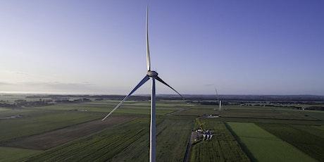 De toekomst van wind op land de komende 5 jaar tickets