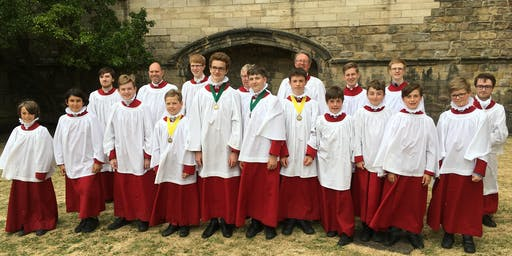 Hexham Abbey Choir Tour